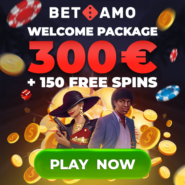 Check this Betamo welcome bonus!