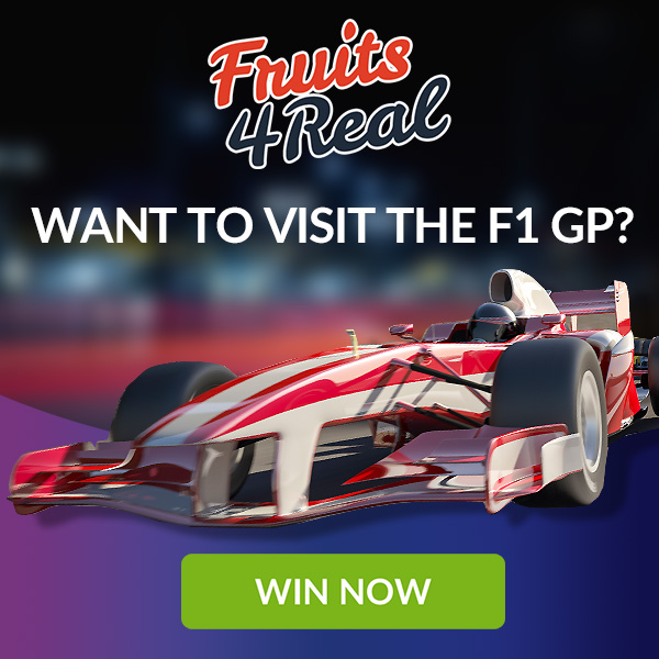Fruits4Real F1 promo